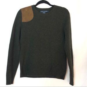 Ralph Lauren wool blend sweater